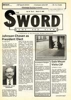 The Sword, March 1989